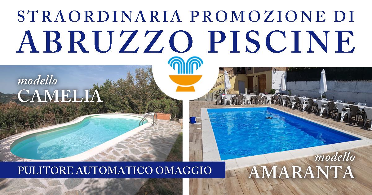 """Promozione """"Abruzzo Piscine"""""""